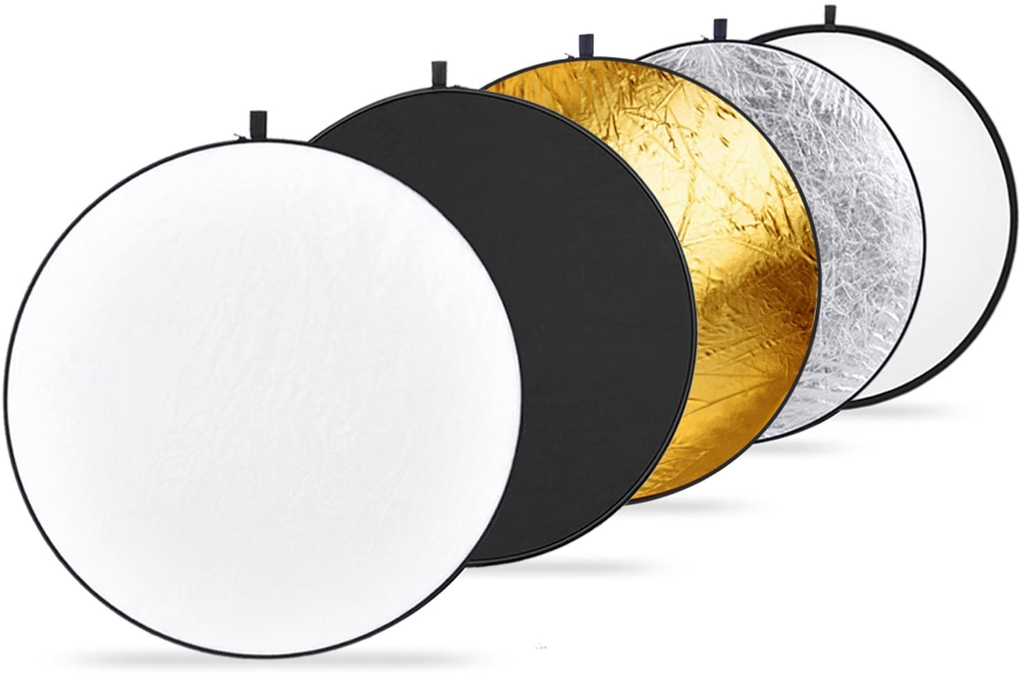 5 in 1 Photography Light Reflector 110 cm