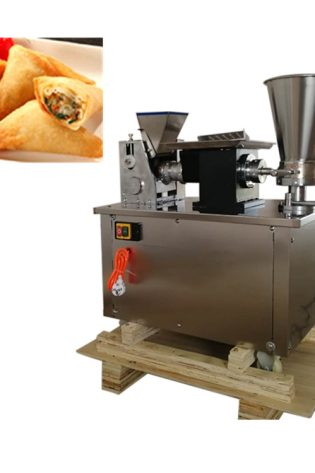 Plastic top quality empanada jiaozi making machine for home use made in China